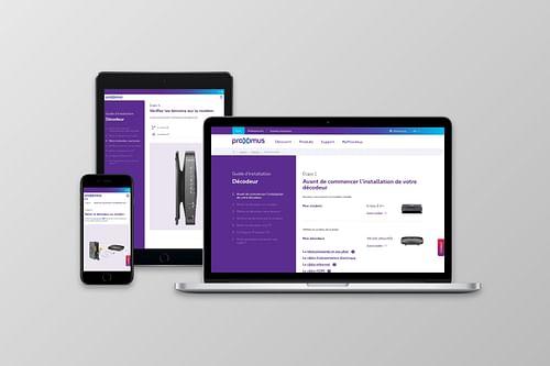 Proximus Online Manuals - Stratégie digitale