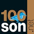 100son.net logo
