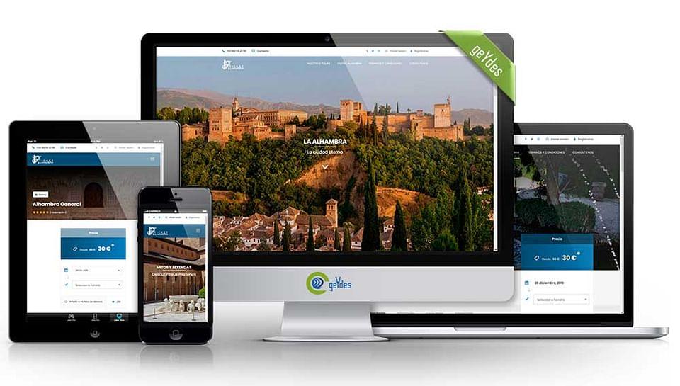 Sistema de reservas online para TICKET ALHAMBRA