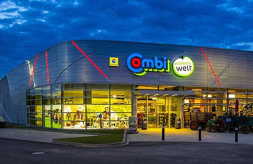 Digitale Markenführung für Combi & famila-Nordwest - Webanwendung