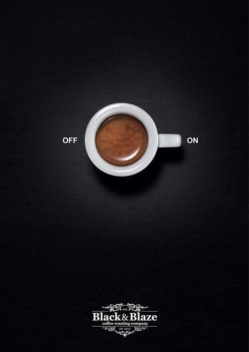 Coffee turns you, 3 - Publicité