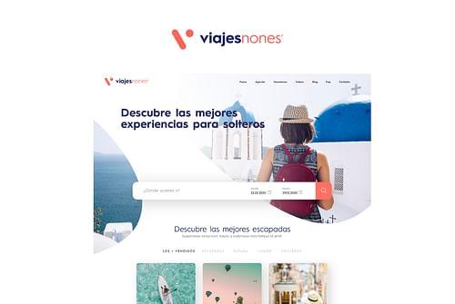 Viajes Nones Web - E-commerce