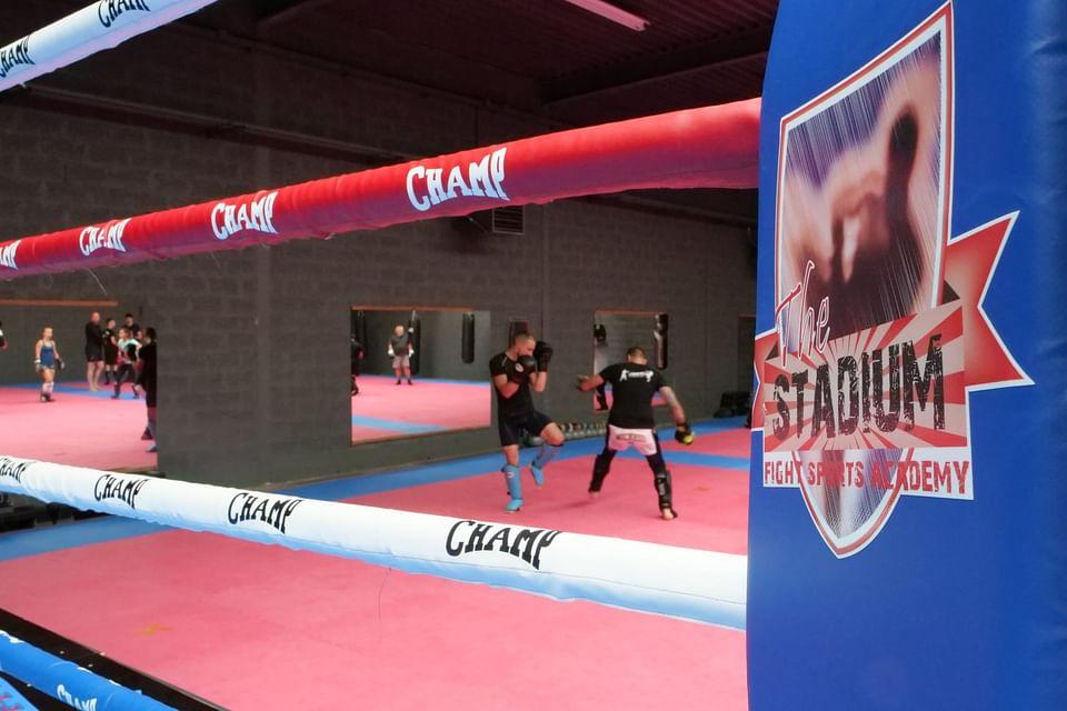 Gestion réseaux sociaux salle d'arts martiaux