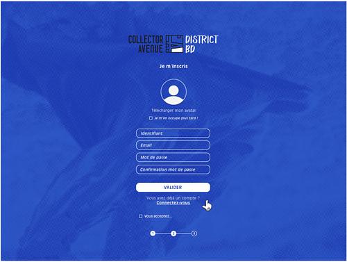 Conception et stratégie 360 marque autour de la BD - Stratégie digitale
