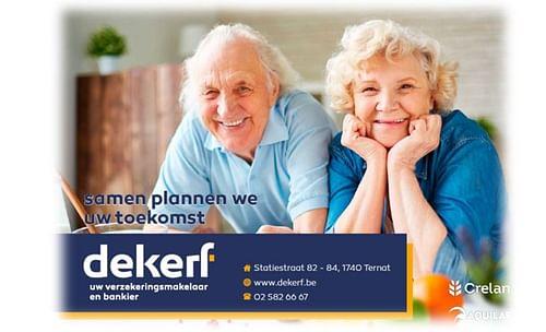 Nieuwe merkidentiteit voor Dekerf - Image de marque & branding