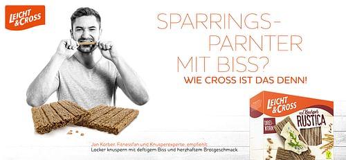LEICHT&CROSS  - Mein KnusperRustica - Motion-Design