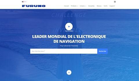 Intégration graphique - Furuno