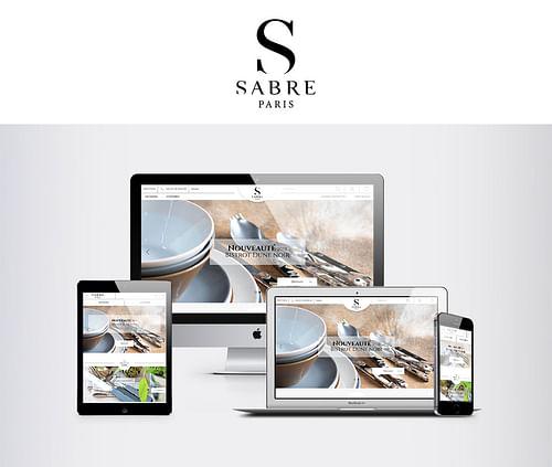 Sabre.fr - Création de site internet