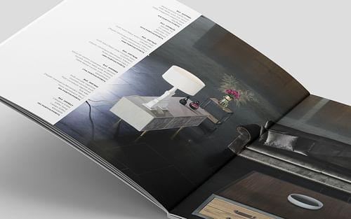 Catálogo Habitando - Diseño Gráfico