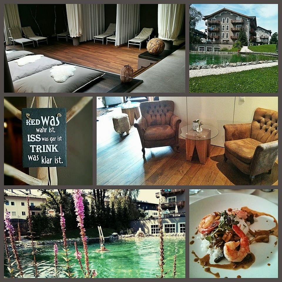 Verena Kerth zu Gast im Q! Resort Kitzbühel