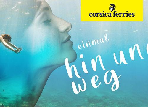 Corsica Ferries I Markenkampagne - Advertising