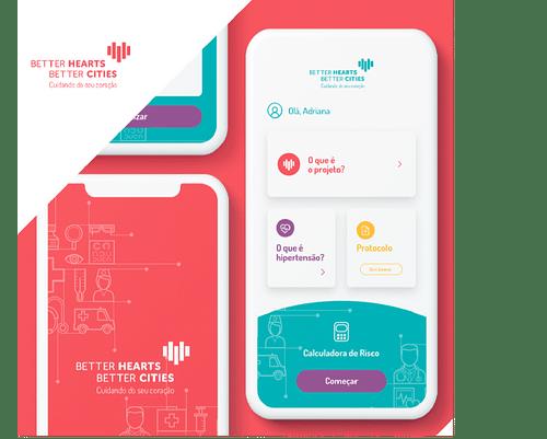 Better Heart Better Citie - Mobile App