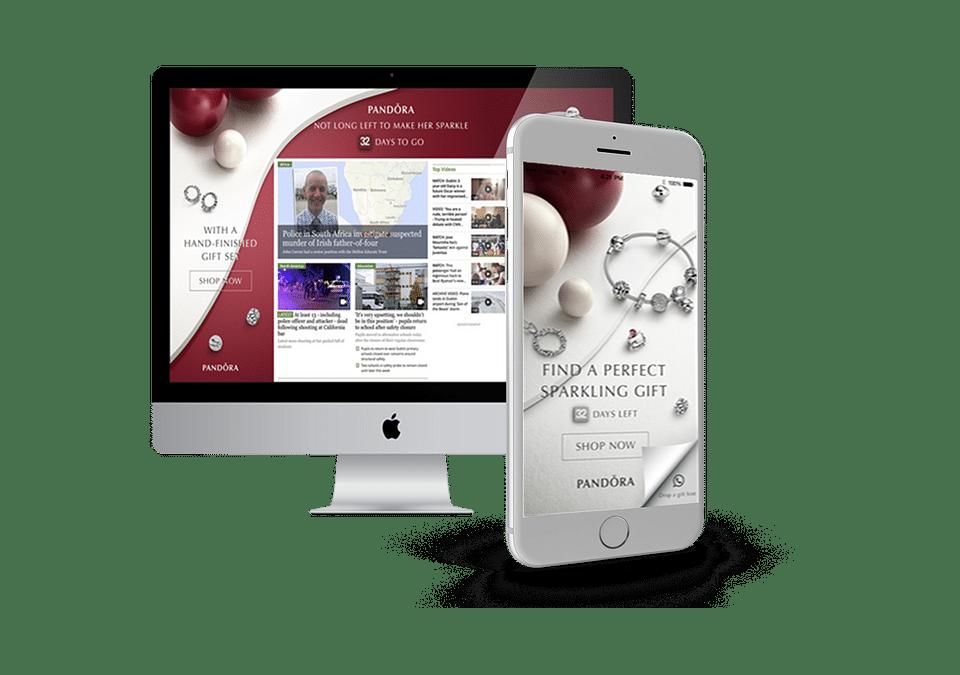 Pandora Liquid Desktop Skin and Mobile Interscroll