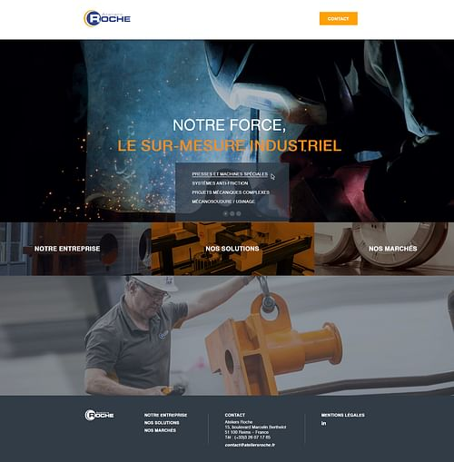 Transformation Digitale , ATELIERS ROCHE - Digital - E-commerce