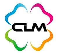 Clever marketing logo