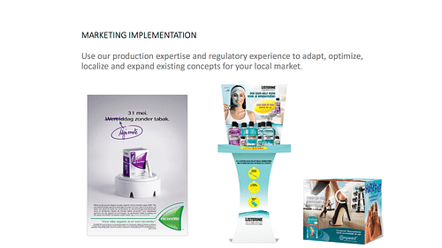 Marketing Implementation - Rédaction et traduction