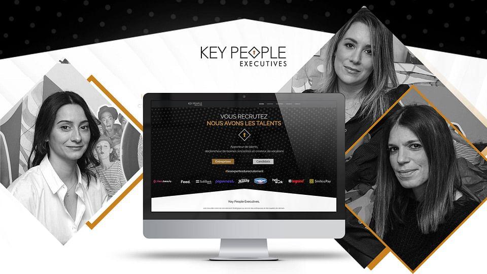 Refonte de site (WP)  Key People Executives