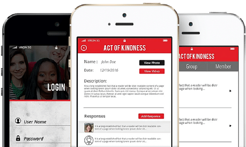 Stand For Kind - Mobile App