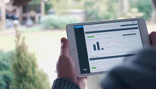 Digitale transformatie van een multinational - Web Applicatie
