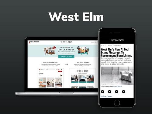 West Elm - Website Creation