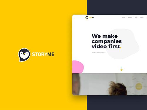 StoryMe - Ergonomie (UX/UI)