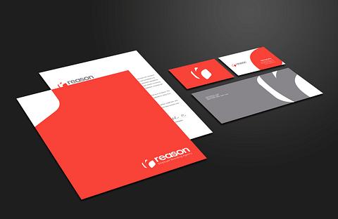 Desarrollo de Branding para Reason Agency