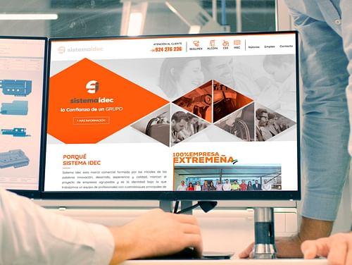Sistema Idec - Creación de Sitios Web