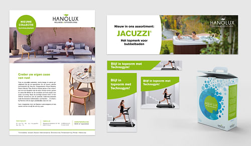 Putting the 'lux' back in Hanolux - Image de marque & branding