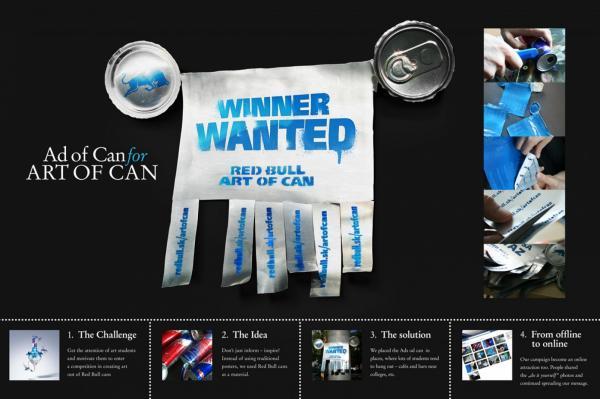 AD OF CAN - Publicidad