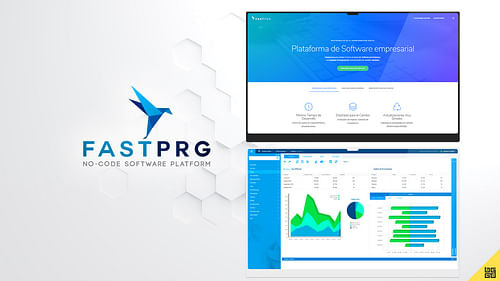 FastPrg : identité visuelle, UI, web & app design - Design & graphisme