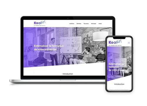 www.koalizi.com - Création de site internet