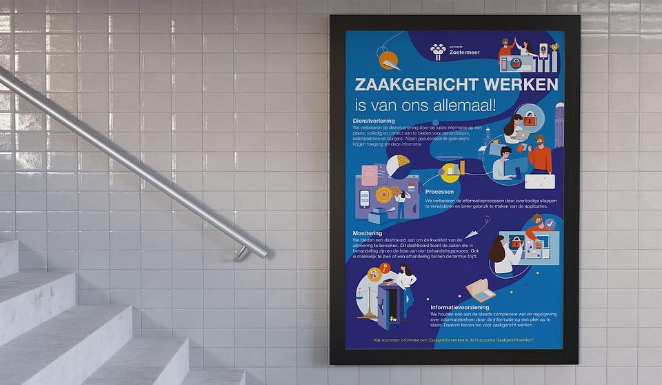 Zaakgericht werken Zoetermeer
