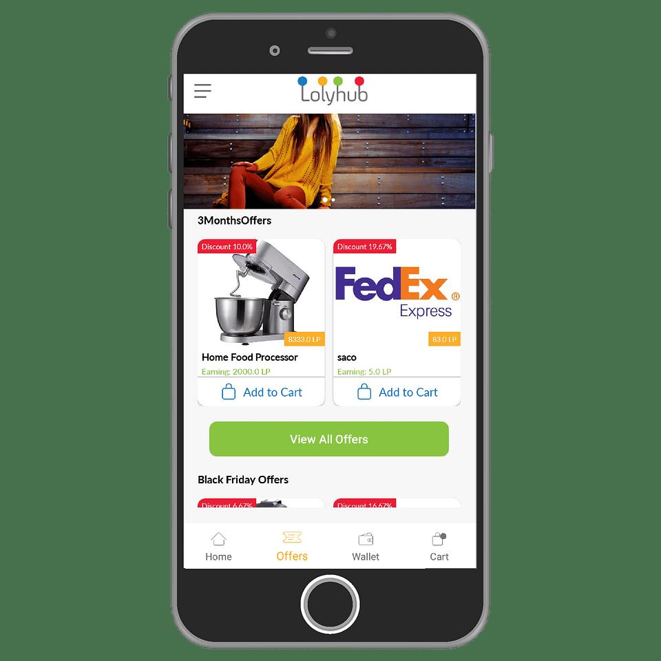 Lolyhub – Exchange & Redeem Loyalty Programs