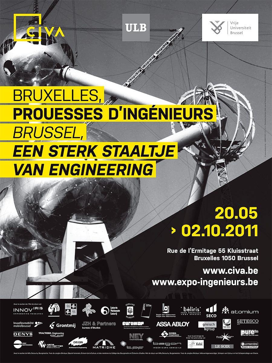 Bruxelles, prouesses d'ingénieurs