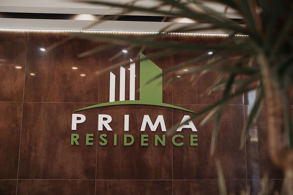 Digital Marketing campaign for Prima Residence