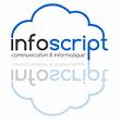 Infoscript Dylan logo