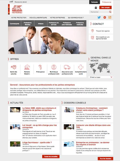 Animation éditoriale web - Stratégie de contenu