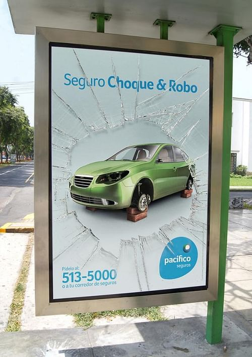 Theft - Advertising