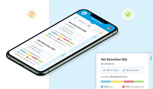 Skilltree - Een app die leren leuk maakt - Website Creatie