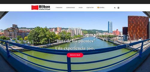Bilbao Visita Virtual - Creación de Sitios Web
