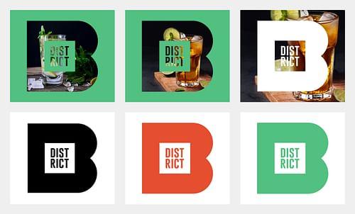Disctrict B - Image de marque & branding