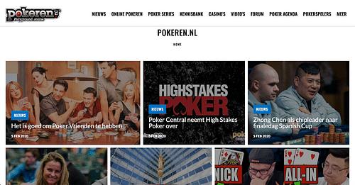 Webdesign pokeren.nl - SEO