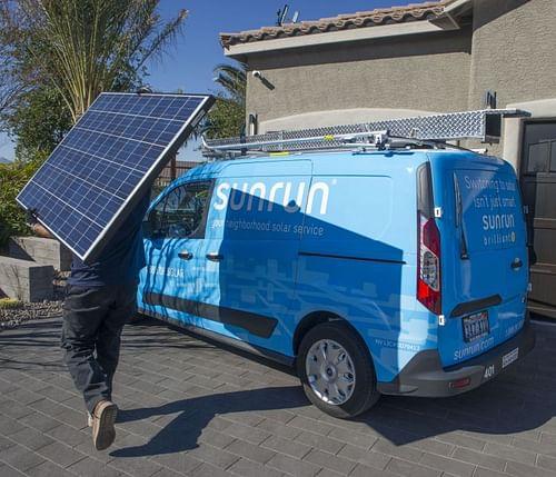 Website Design & SEO Leading Solar Company - SEO