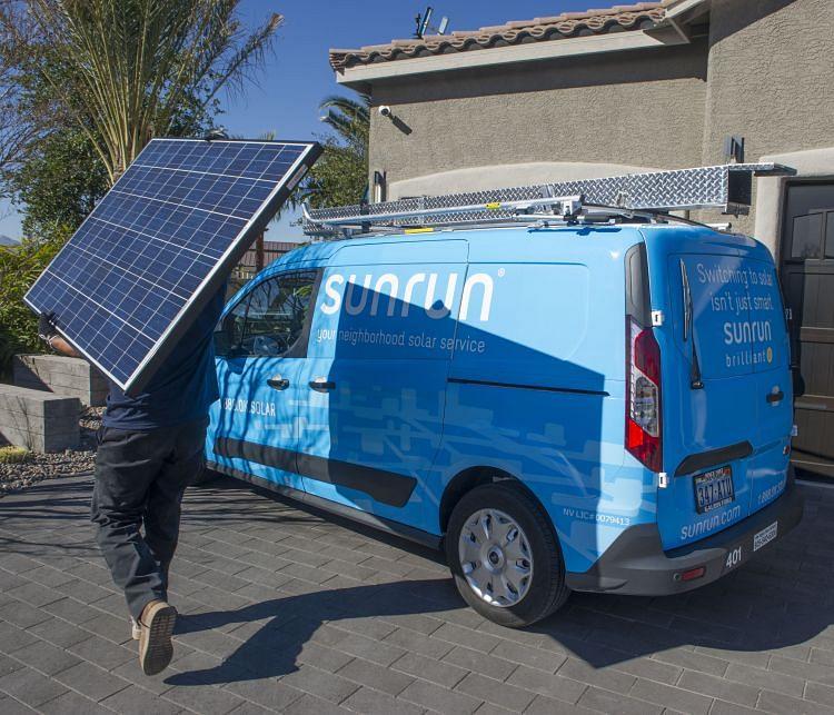 Website Design & SEO Leading Solar Company
