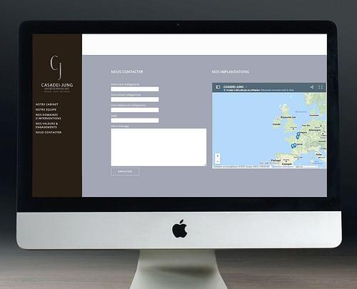 Refonte de site internet - Stratégie digitale