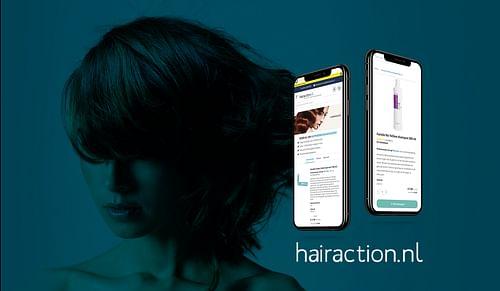 Hairaction | Magento 2  B2B & B2C webshop - E-commerce