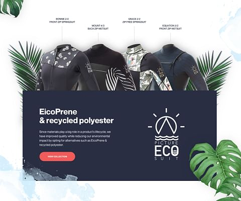 Picture Organic Clothing collections websites