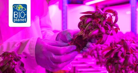 Vertical farming Bio-Planet