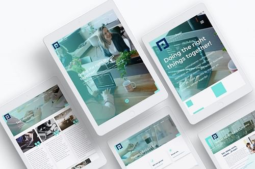 To The Point Company - Web Design & Branding - Digital Strategy