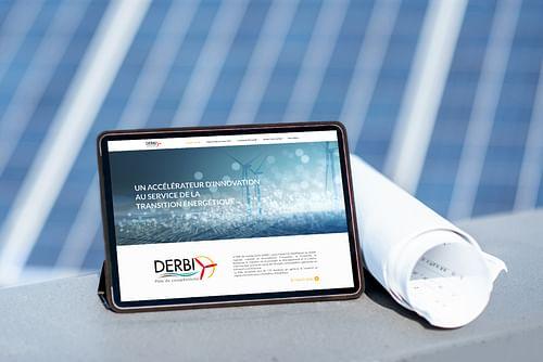 Refonte du site du Pôle Derbi - Création de site internet